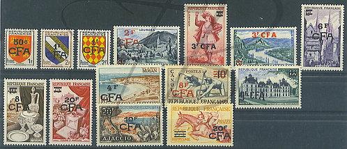 Réunion n°307-319 , *