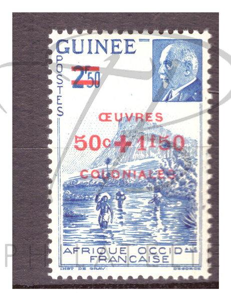 Guinée n°185 , **