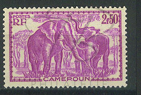 Cameroun n°187 , *