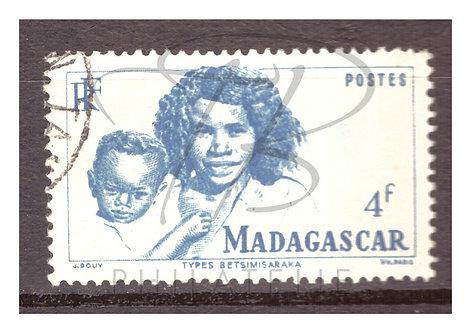 Madagascar n°312