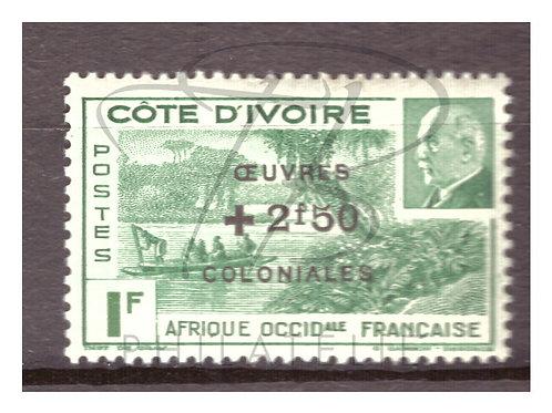 Côte d'Ivoire n°176 , *