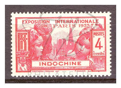 Indochine n°195 , *