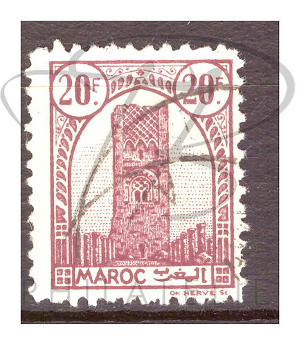 Maroc n°222