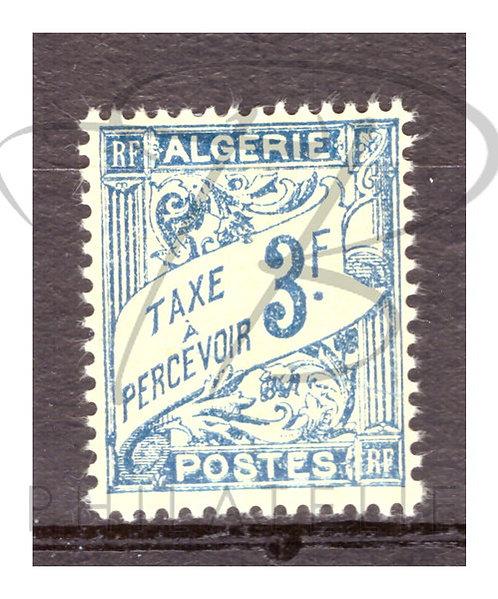 Algérie taxe n°11 , *