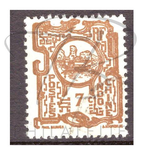 Indochine n°133