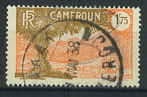 "Cameroun n°146 , cachet ""MAKAK"""