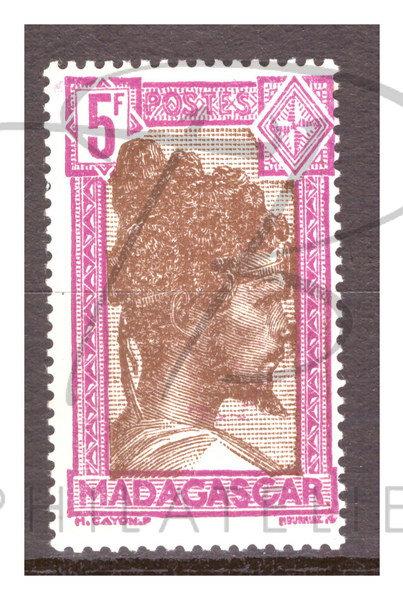 Madagascar n°283 , *