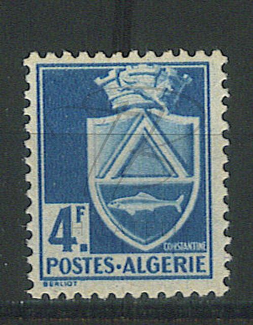 Algérie n°182 , **