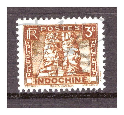 Indochine n°157 , *