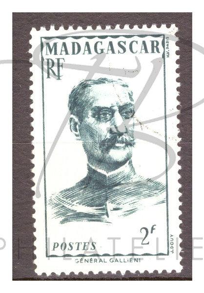 Madagascar n°309