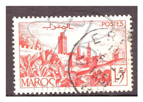 Maroc n°262A