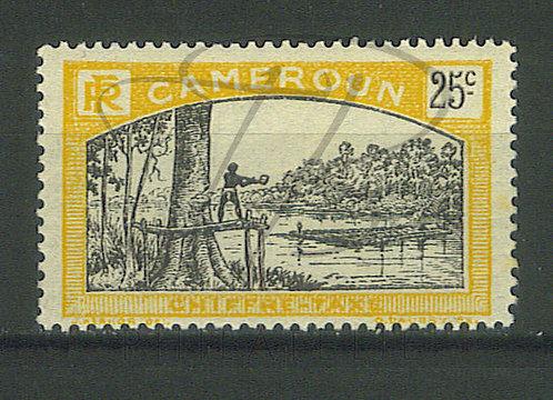 Cameroun taxe n°7 , *