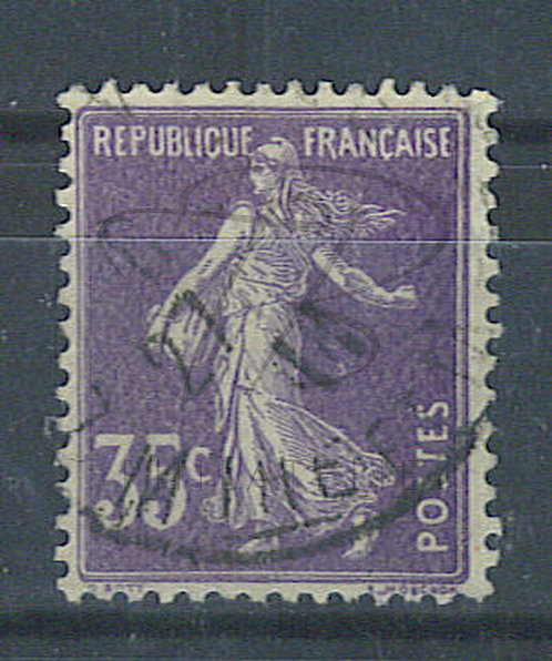 France n°142, anneau de lune
