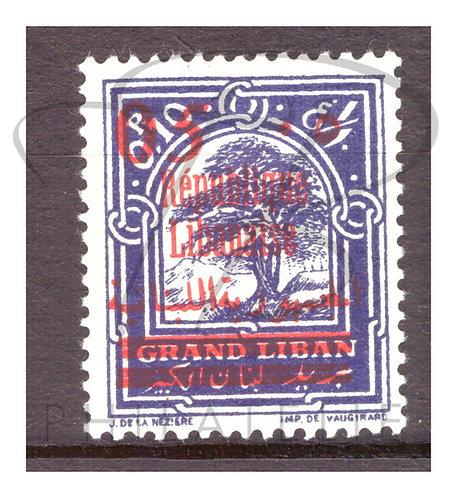 Grand Liban n°116 , *