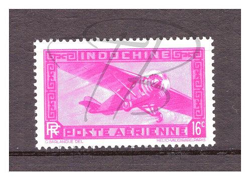 Indochine P.A. n°17 , *