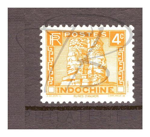 Indochine n°158B , **