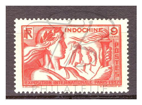 Indochine n°197 , *
