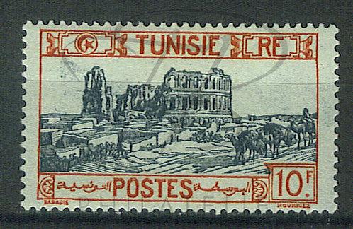 Tunisie n°144 , *