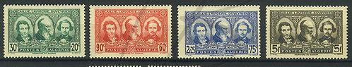 Algérie n°149-152 , *