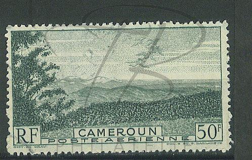 Cameroun P.A. n°38
