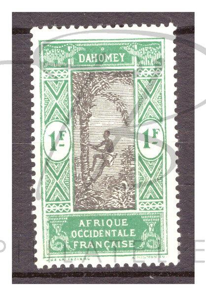 Dahomey n°57 , *