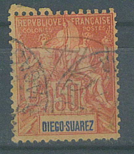 Diégo-suarez n°48 , signé