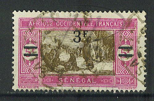 """Sénégal n°99 , cachet """"ST-LOUIS"""""""