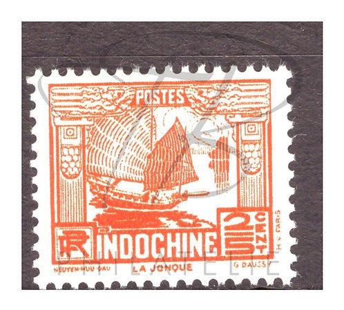Indochine n°152 , *