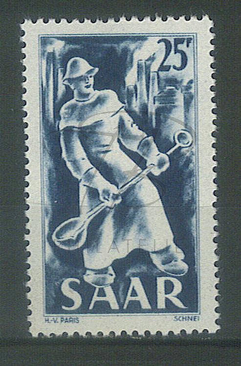 Sarre n°261, ** (b)