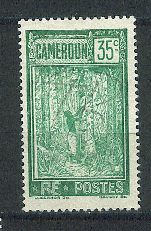 Cameroun n°137 , *