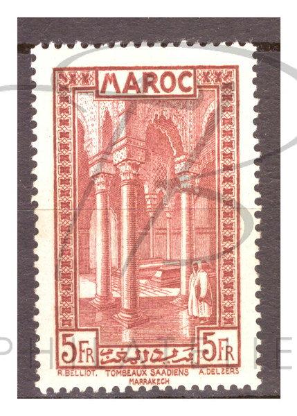 Maroc n°147 , *