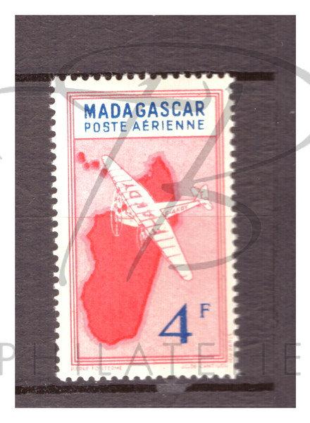 Madagascar P.A. n°31 , *