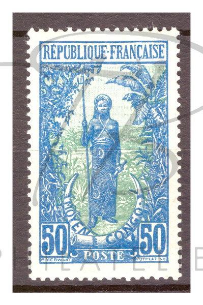 Congo n°71 , *