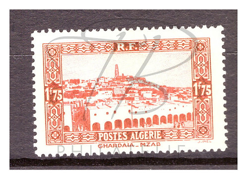 Algérie n°119 , *