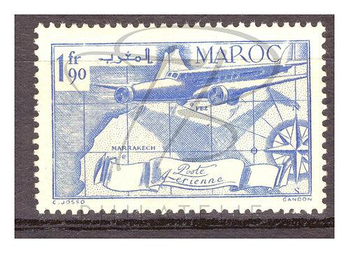 Maroc P.A. n°45 , **