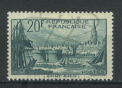 France n°394 , *