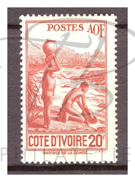 Côte d'Ivoire n°174 , *