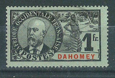 Dahomey n°30 , *