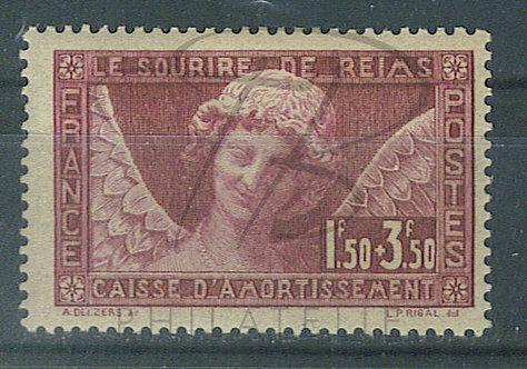 France n°256 , *
