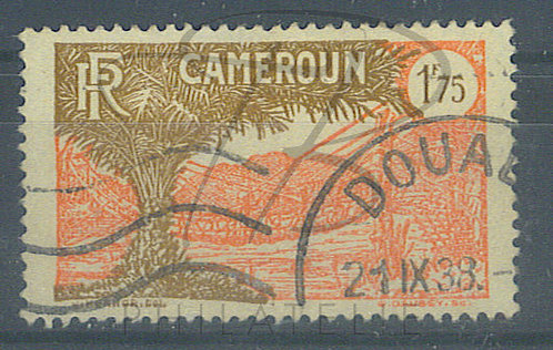 "Cameroun n°146 , cachet ""DOUALA"""