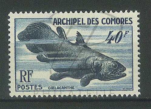 Comores n°13 , *