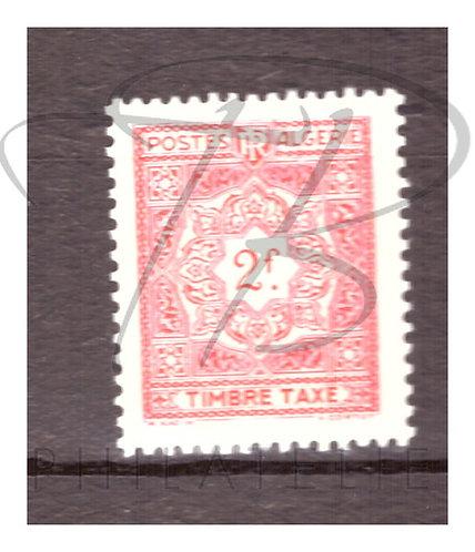 Algérie taxe n°39 , **