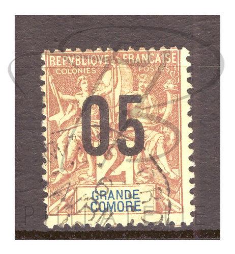 Grande Comore n°20