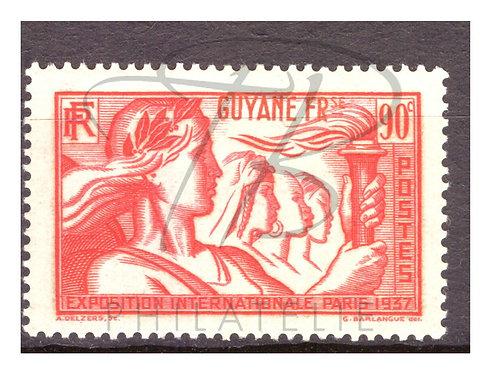 Guyane n°147 , *