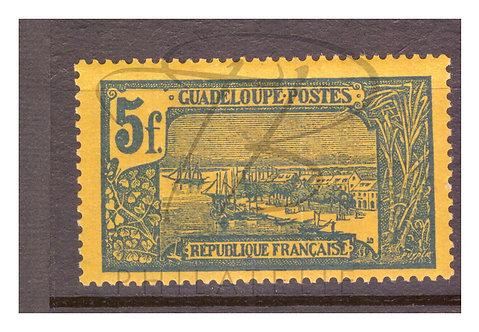 Guadeloupe n°71 , *