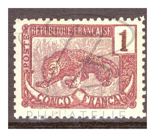 Congo n°27 , *