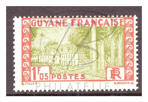 Guyane n°125 , *