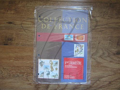 Abonnement 2003 4° trimestre