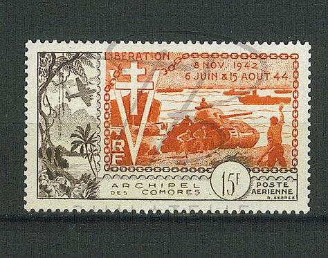 Comores P.A. n°4 , **