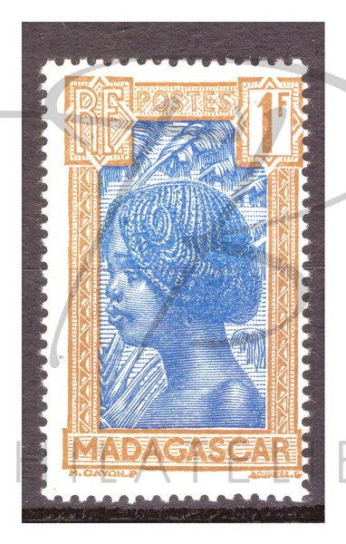 Madagascar n°175 , **